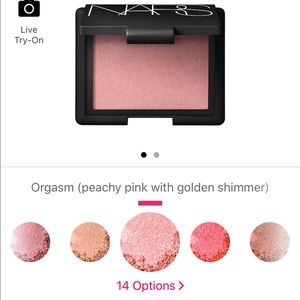 NARS Orgasm Blush (New in Box)
